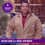 photo of Rep. Ben Ray Luján