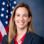 photo of Rep. Mikie Sherrill