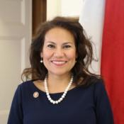 photo of Rep. Veronica Escobar