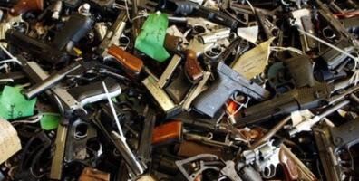 100 Guns Turned In at Chicago Buyback Program