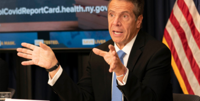 Andrew Cuomo says gun violence in NYC getting worse