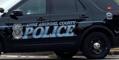 Anne Arundel Police Officer Arrested for Stealing Guns