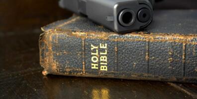 Bible Debate Leads to Gunfire