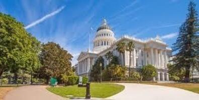 Brady CA Legislative Chair Celebrates with Gov. Newsom at Bill Signing