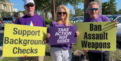 Brady Sarasota Kicks Off Bay Front Rallies
