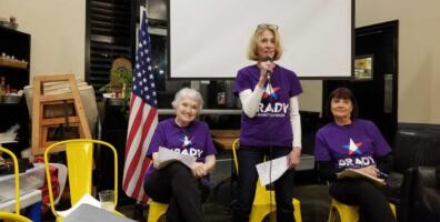 Brady's Ventura Chapter Speaks in Oxnard about Preventing Gun Violence