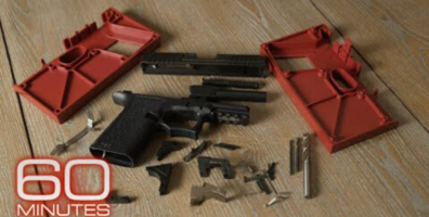 CBS' 60 Minutes Runs Major Segment on Ghost Guns; Sounds Alarm