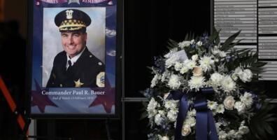 Family of Chicago police commander killed in the line of duty sues online gun marketplace
