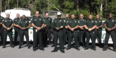 Florida Sheriff Threatens to Deputize Gun Owners Against Protestors