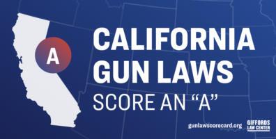 Giffords Names California Top Gun Safety State