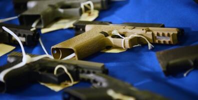 Montgomery Lawmakers Propose Legislation on Ghost Guns
