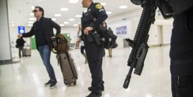 More Illegal Guns in Carry-On Bags Despite Fewer Passengers
