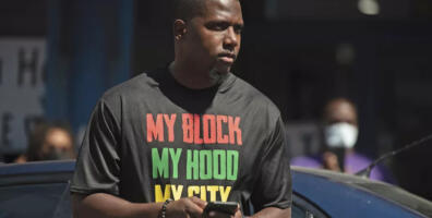 My Block, My Hood, My City founder Jahmal Cole on gun violence and police brutality