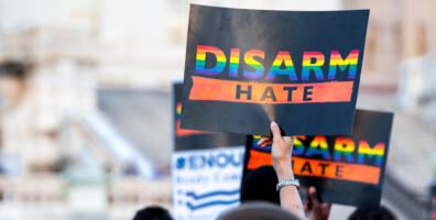 My First Pride Parade: Pride Turned to Panic