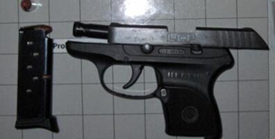 New York Woman Brings Loaded Gun to Stewart Airport