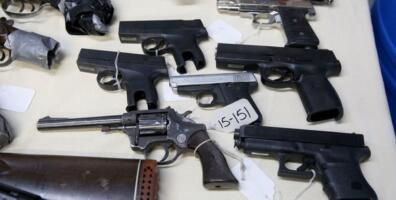 Syracuse man pleads guilty for helping illegal gun sales