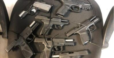 UPS Employees Arrested in Gun Theft Ring